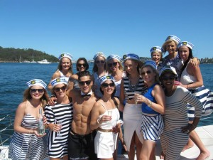 hens party ideas cruise package