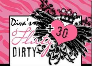 Dirty 30 Themed 30th Birthday Party Ideas