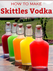 Vodka Skittles tutorial