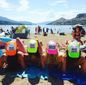 personalised hen party ideas butlers