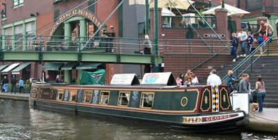 birmingham boat cruise