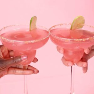 Great Hen Party Cocktails- National Wine Day-Rosarita