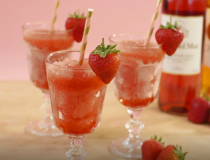 Great Hen Party Cocktails- National Wine Day- Frose