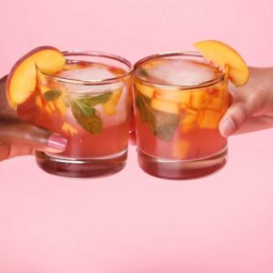 Great Hen Party Cocktails- National Wine Day- Rosita