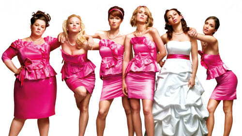 Hen Party Games- Film Charades- Bridesmaids
