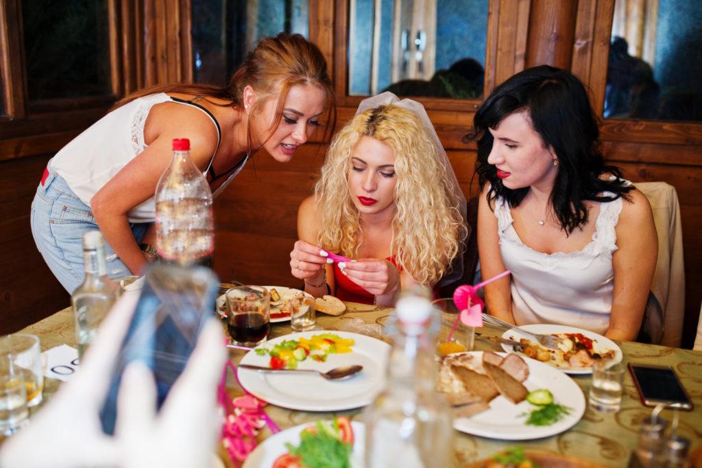 Denver Bachelorette Dining