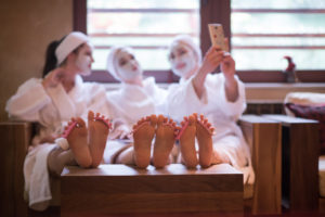 Denver bachelorette spa party