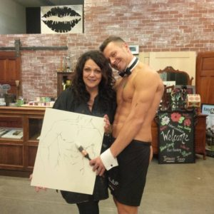 butlers in the buff hen party packages